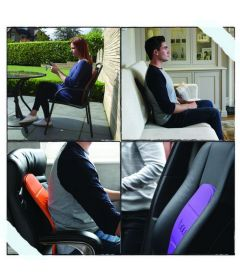 Backboard Light | Adjustable Lumbar Support