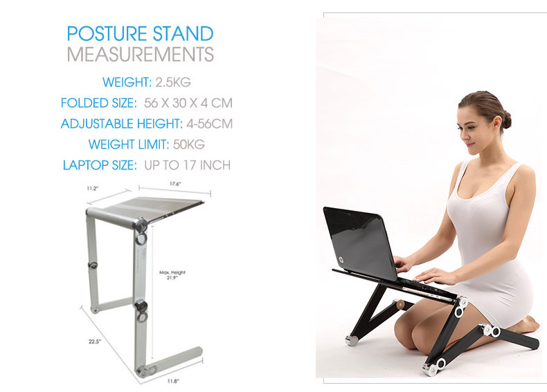 Posture Stand Measurements