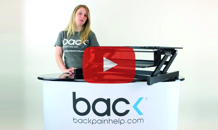 Standing Desk Product Information Video